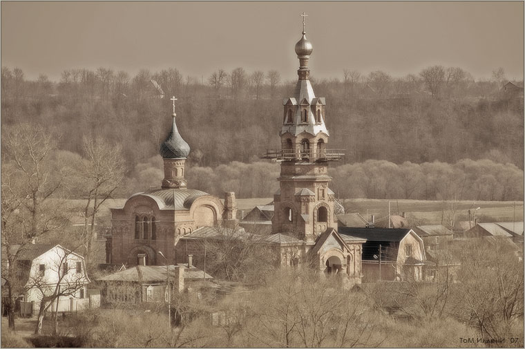 Боровск. Храм