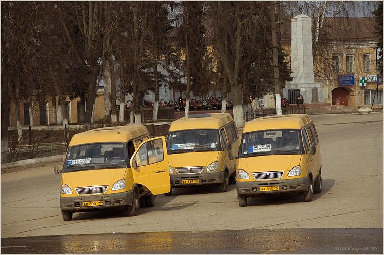 Схема движения общественного транспорта в день юбилея города.