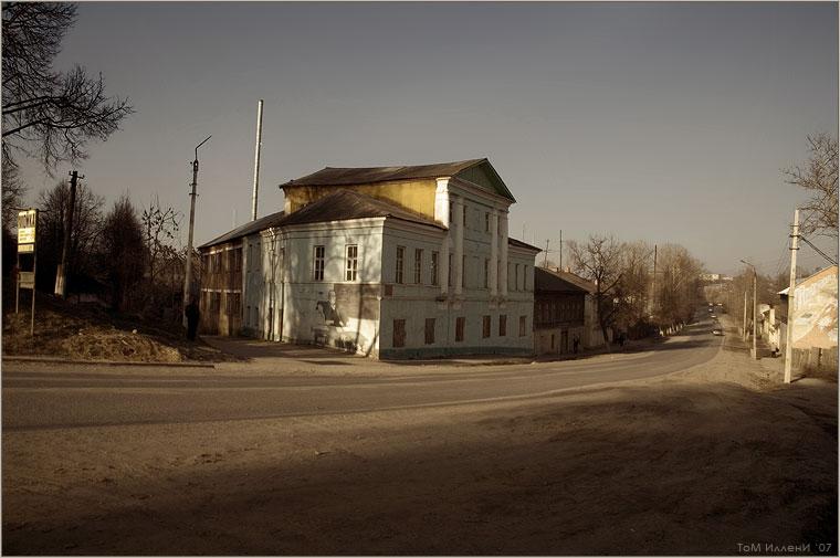 Боровск. Чебыщёв