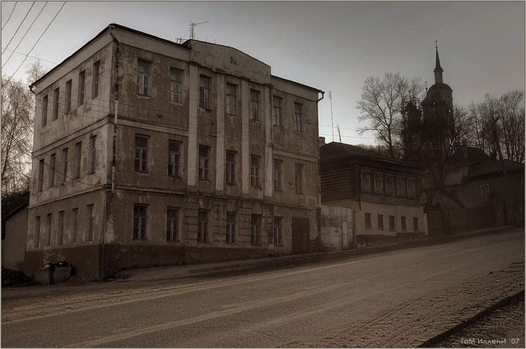 Боровск. Добро пожаловать в СССР