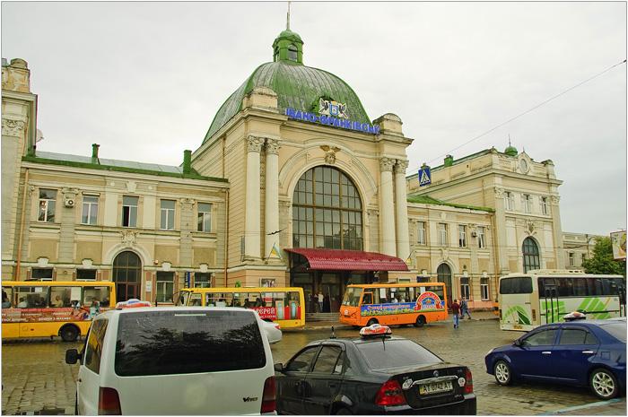 ивано-франковск город фото