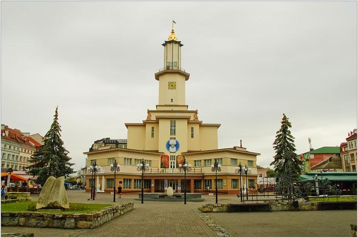 Ивано-Франковск. Украина