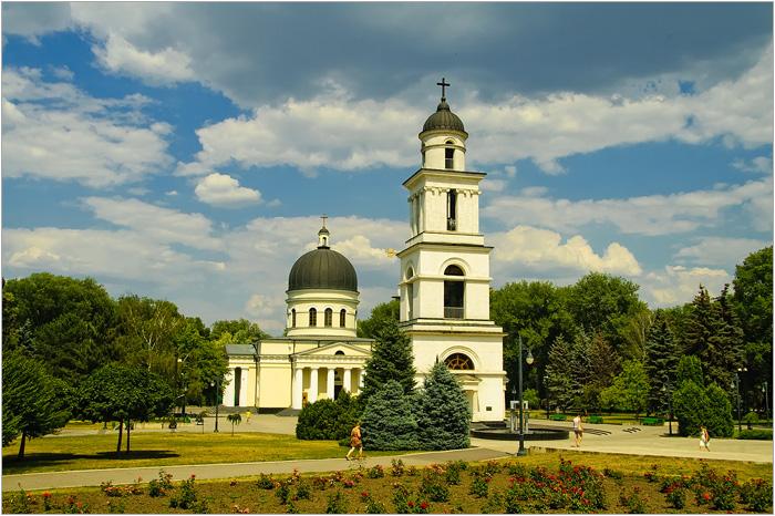 Кишинев. Молдавия