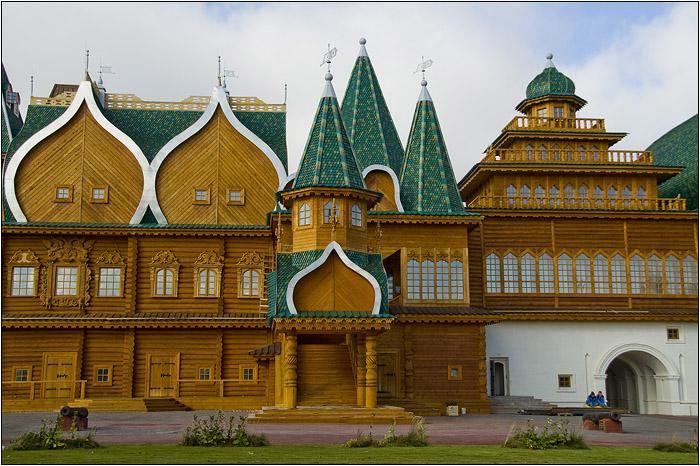 Дворец царя Алексея