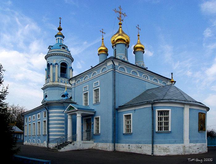 Богоявленская церковь в Коломне: www.mochaloff.ru/kolomna/bogojavl1.php