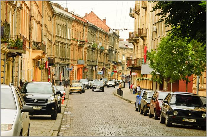 Львов. Украина