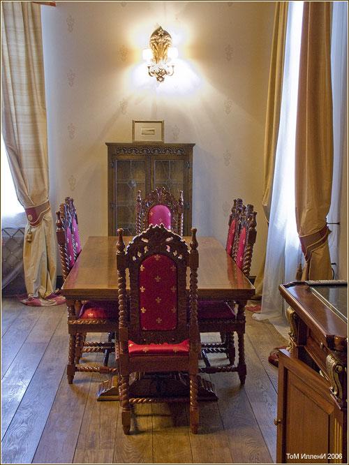 Замок Майендорф в Барвихе