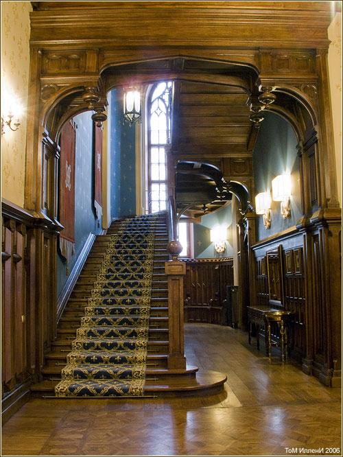 Замок Мейендорф в Барвихе