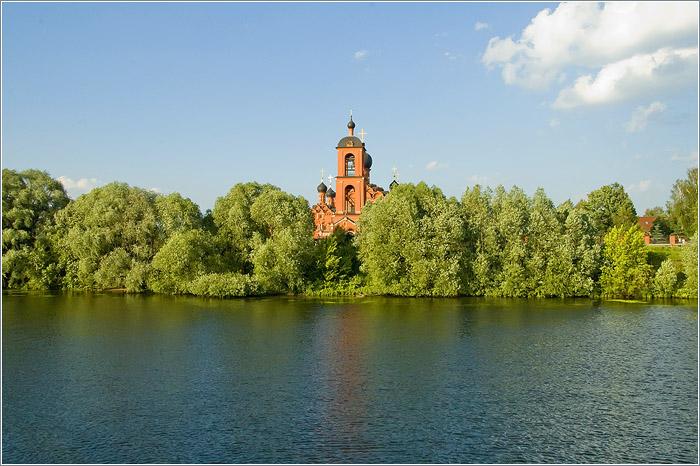 Москва-река - Ока. Москва - Константиново
