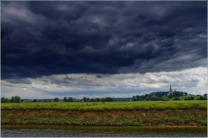 Ока - Москва-река. Константиново - Москва