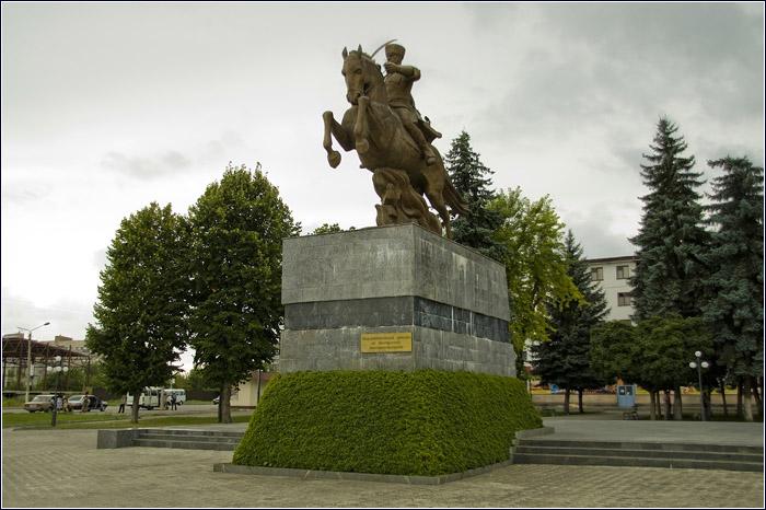 Выезд Нальчик - Эльбрус - Грозный