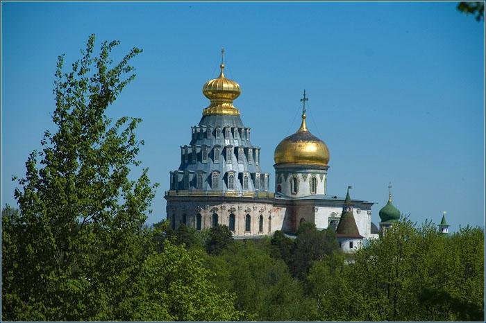Новоиерусалимский монастырь. Истра.