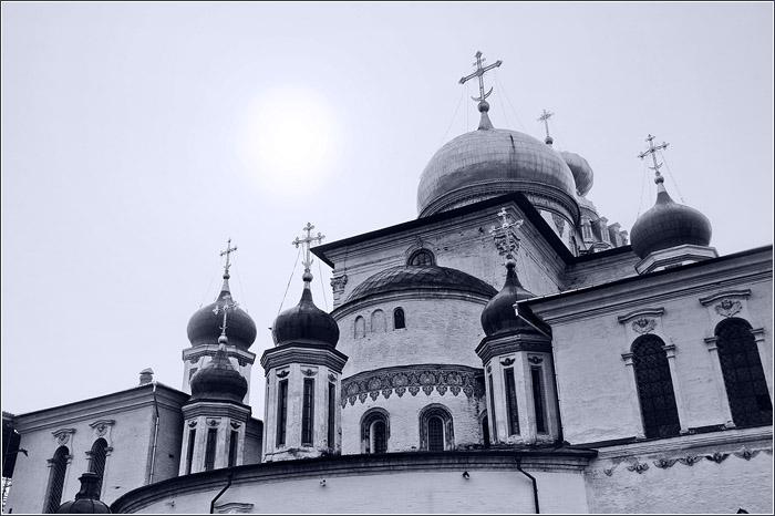 Ново Иерусалимский монастырь.