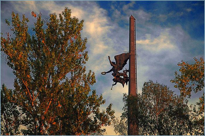 Парк Победы. Поклонная гора. Фото