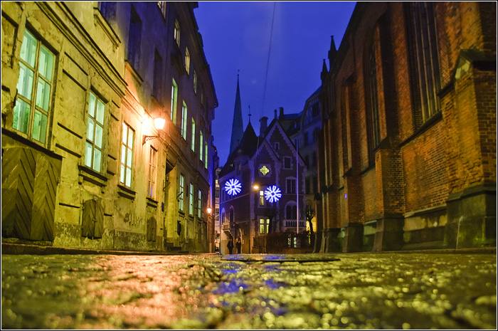 Рига. Старый город