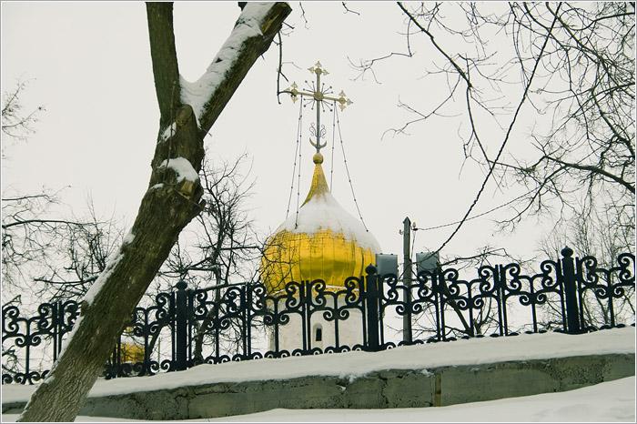 Церковь Параскевы Пятницы. Свято - Троице Сергиева Лавра. Сергиев посад.