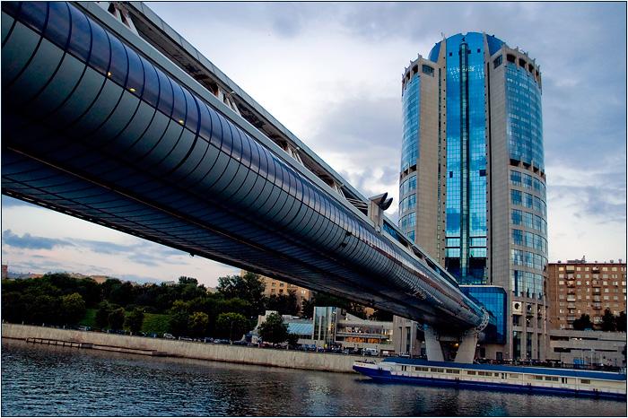 Башня 2000 с мостом Багратион