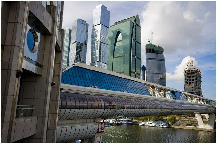 Москва-Сити 2010 г.