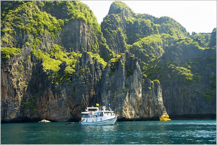 Тайланд. Острова Пхи-пхи