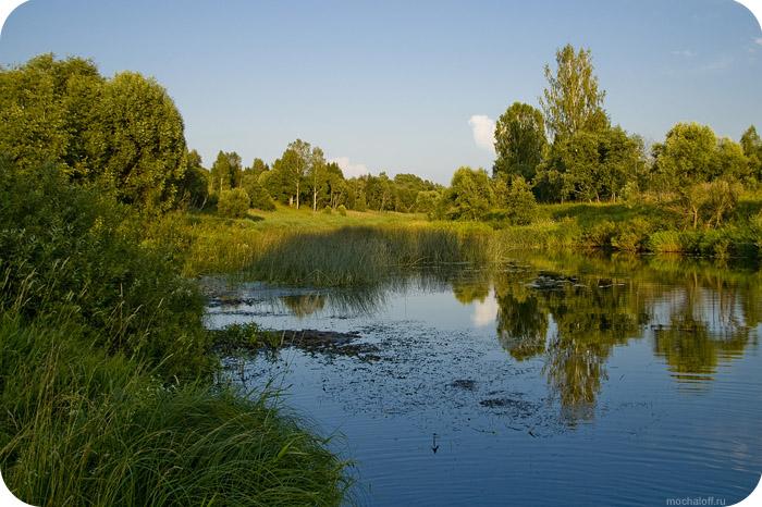рыбалка на озерах торопца